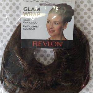 Ready to wear glam wrap hair extension